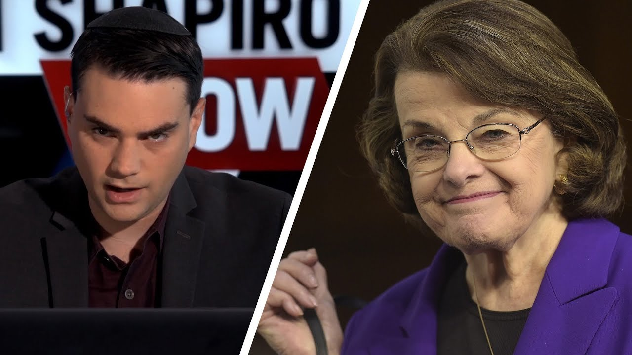 feinstein-s-behavior-is-the-most-questionable