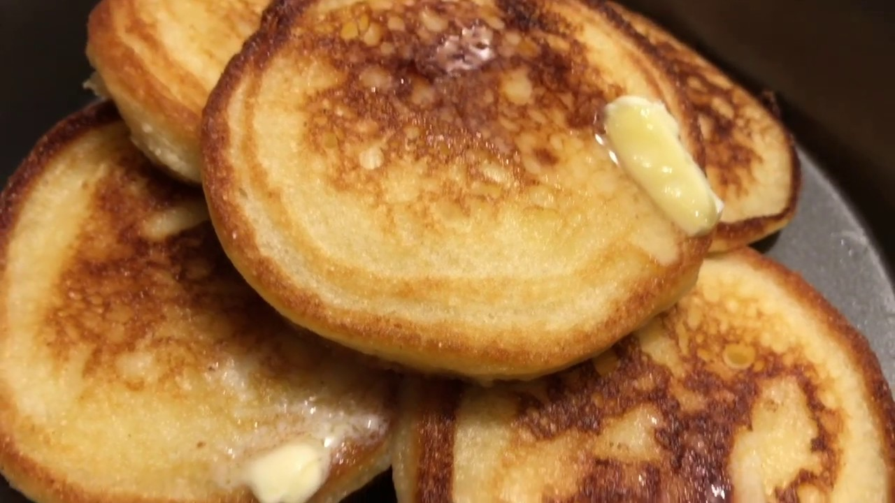 Recipe For Fried Cornbread Cakes