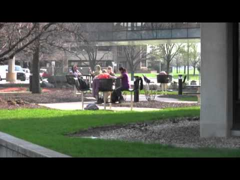 IPFW Campus Video Tour Beats Walking Backwards!