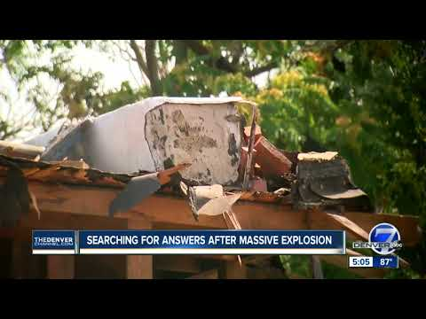 Searching For Answers After Massive Explosion