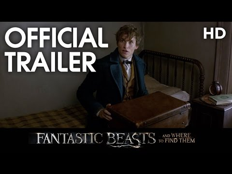 Fantastic Beasts And Where To Find Them (2016) Official Announcement Trailer [HD]