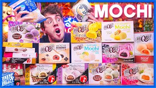 Assaggiamo 22 dolci dal Giappone! - MOCHI Taste Test