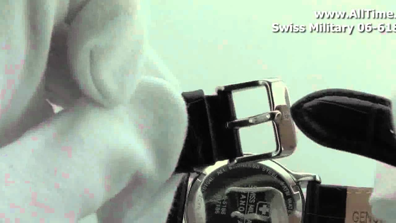 Часы Swiss Military Hanowa 06-6186.04.001 Часы Swiss Mountaineer SM1224