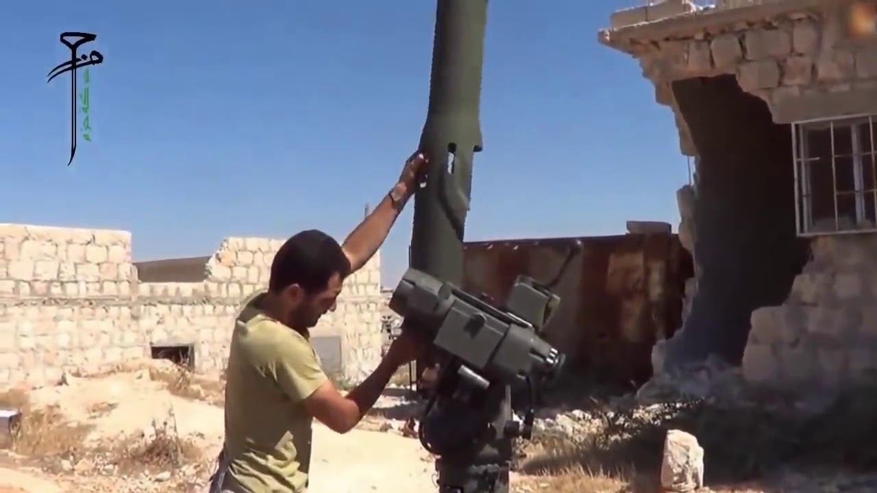 War in syria  A TANK hunters!  Syrian reBels has tank destroyer in long RANGE!!?...  SuBSCRIBE guys