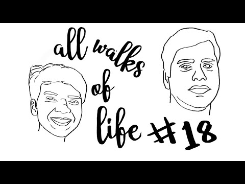 All Walks of Life Podcast #18- Kaushik Dutta: Blockchain, Cryptocurrencies, Universal Basic Income