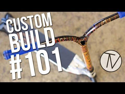 Custom Build #101 (ft. Dakota and Hunter Schuetz) │ The Vault Pro Scooters