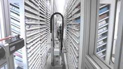 HUS-Apteekin keräily- ja varastointiautomaatio