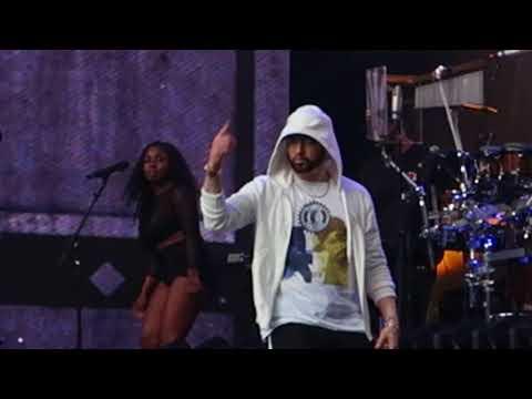 Eminem - Rap God (Live Twickenham Stadium UK)