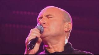 Cyndi Lauper Vs. Phil Collins - True Colors (HD) What