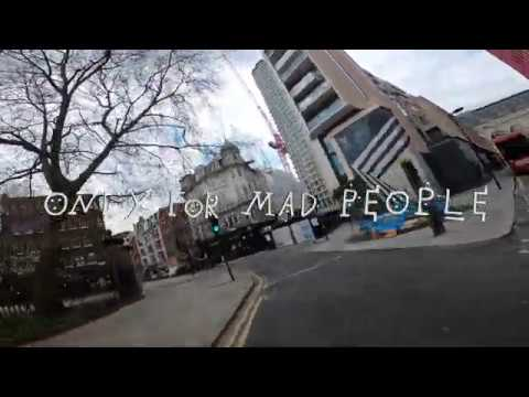 Dominic Wolf - Only For Mad People [Full EP Stream]