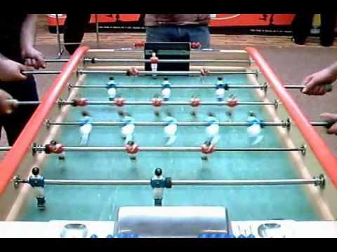 Bonzini Foosball Algerian SpeedBall YouTube - Bonzini foosball table