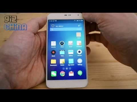 Meizu MX3 Unboxing and First Impressions