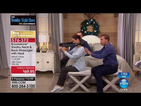 HSN | The Monday Night Show with Adam Freeman 11.20.2017 - 08 PM