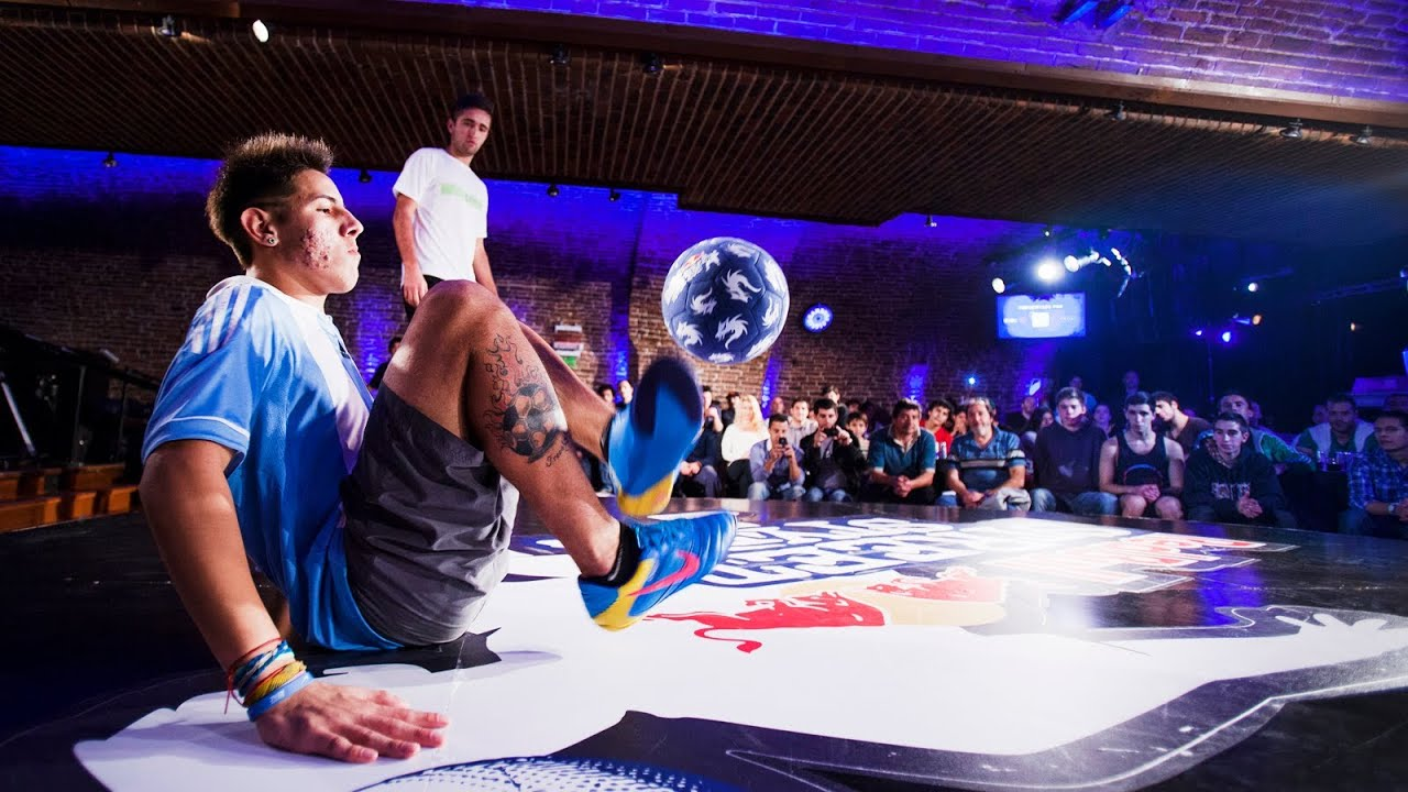 Freestyle Football in Argentina - Red Bull Street Style