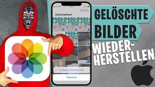 iPhone GELÖSCHTE Fotos wiederherstellen! iOS [2021] screenshot 4