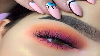 TOP  Viral Eye Makeup //  New Eye Makeup Tutorial Compilation// 2//