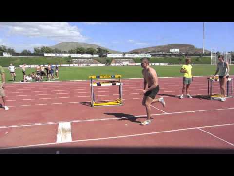 6 Strides/12 Steps Long Jump Training Session | Doovi