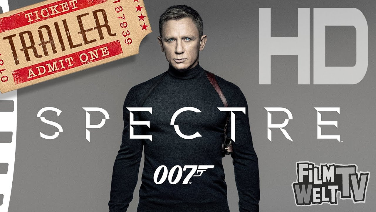 James Bond Spectre Trailer Deutsch