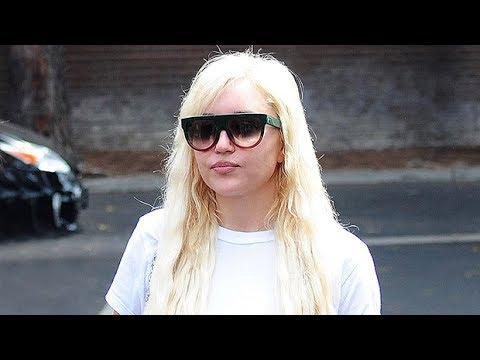 Amanda Bynes Debuts A New Face Tattoo & We Need To Know If ...