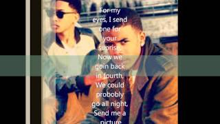 Send Me A Picture Lyrics  - Young Marqus ft. Jacob Latimore