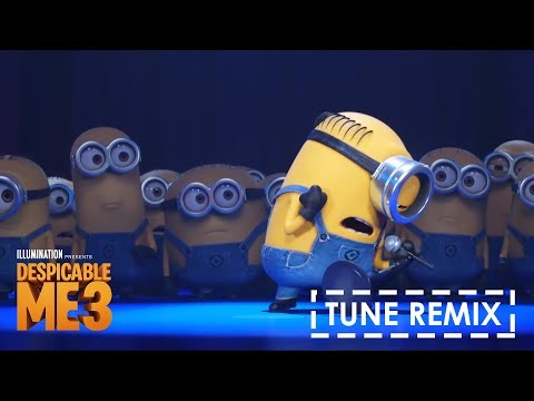 (Official) Despicable Me 3 - Music Video