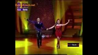 Deepak and Pankti HOT BOLLYWOOD SALSA on  bharat ki shaan lets dance.