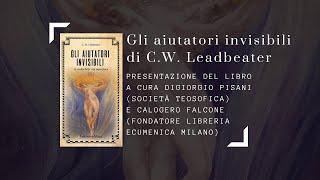 Gli aiutatori invisibili (Libraio Editore) - Calogero Falcone