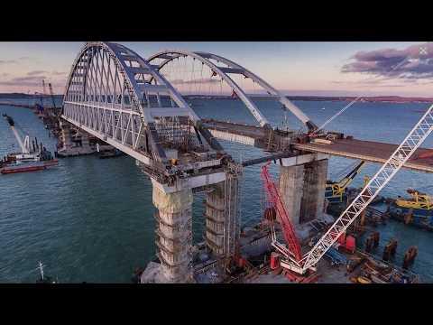прикол про Крымский мост