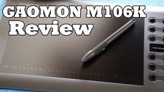 Gaomon M106K Grafiktablett Review