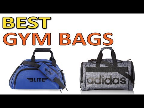 THE 5 Best Gym Bags 2020