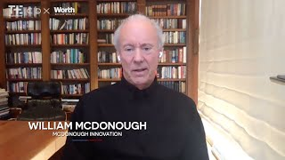 William McDonough on Waging Peace With Commerce & Putting Carbon Where It Belongs