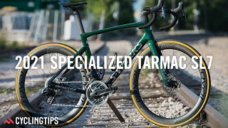 The New Specialized Tarmac SL7 Review: The Venge Is Dead