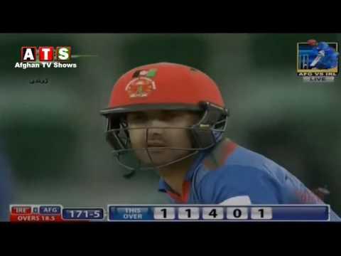 Afghanistan vs Ireland 2nd T20 match full HD highlights