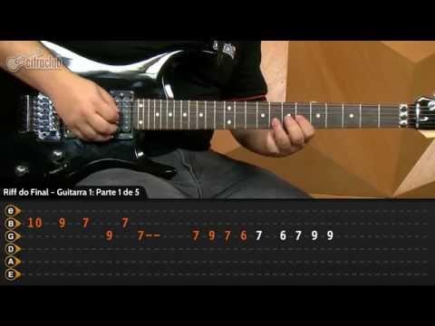 Vertigo - U2 (aula de guitarra)