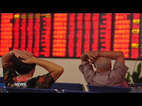 Shanghai Composite Index Drops 7%, American Stock Markets Suffering Drops