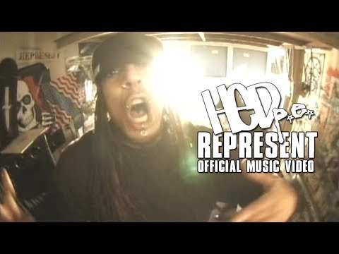 (hed) p.e. - Represent [Official Music Video]