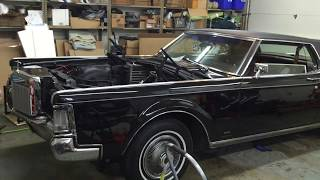 Classic Muscle Car Hot Rod Lincoln 1969 MKIII BBF Stroker 514 cuin 610 FTLB 475 Horsepower