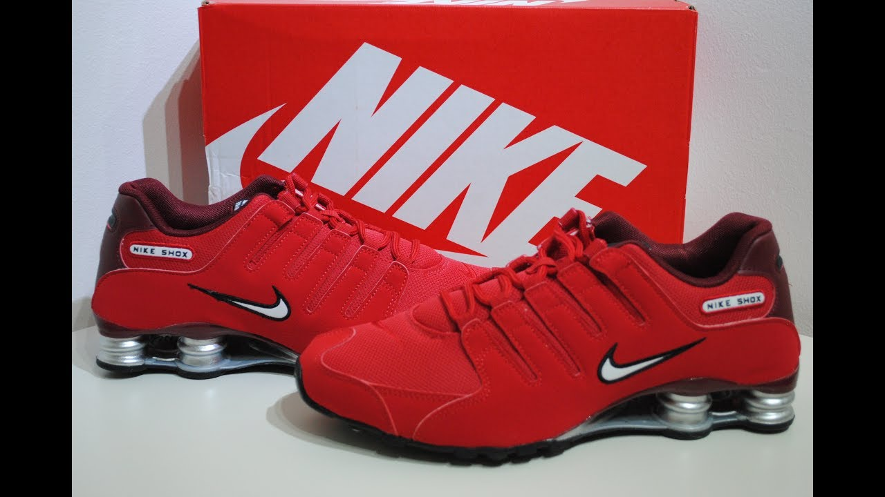 b2687b04bfc ... bb4 performance review 89cfc discount nike shox nz university red  product presentation by crimeclothing co uk b3715 6f3a7 ...