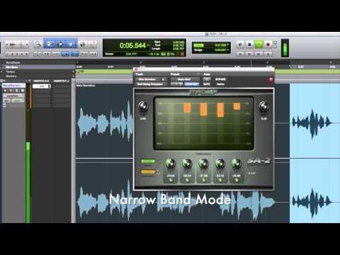 SA-2 Dialog Processor on Dialog and Vocals