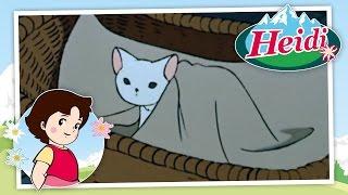 Heidi - Episodio 24 - El gato abandonado