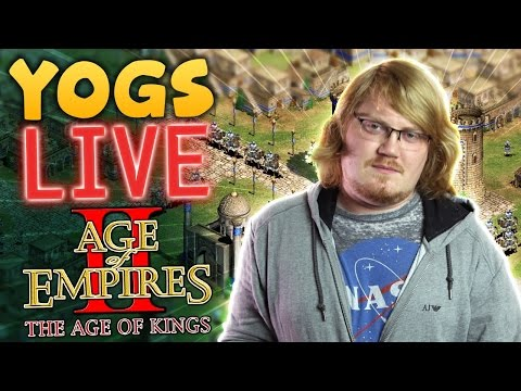 AGE OF EMPIRES 2 w/ Duncan & Lewis - 21st November 2016