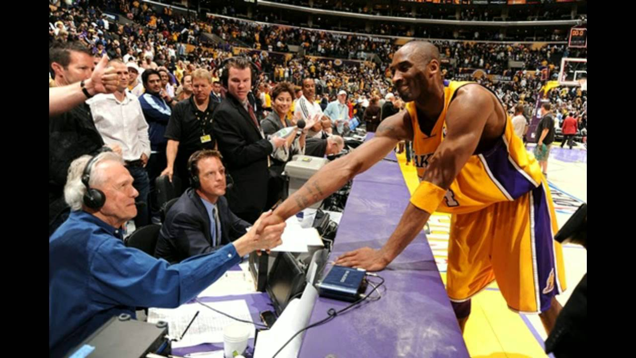 Hot Rod Hundley talks about being a Laker, and how he ...