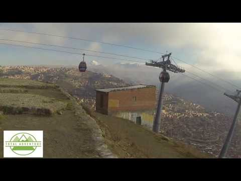 Arrival In La Paz Bolivia