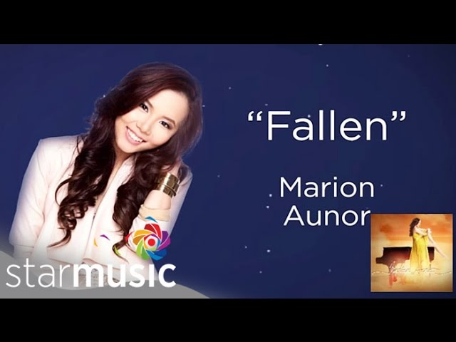 marion-aunor-fallen-official-lyric-video-starrecordsinc