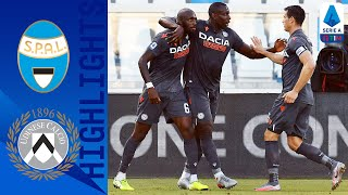 SPAL 0-3 Udinese | De Paul, Okaka and Lasagna Score in Big Win | Serie A TIM