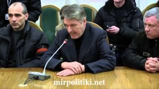 5 марта 2014 года митинг-протест: «Харьковчане не признают власть Киева»