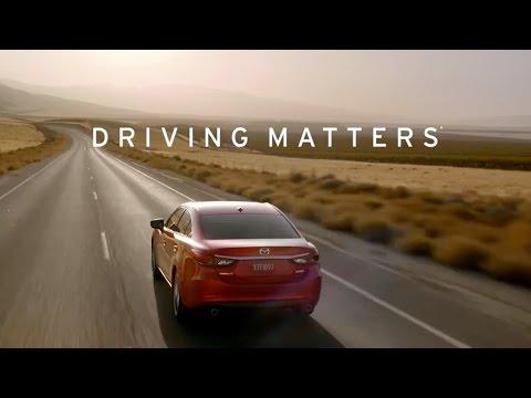 Feeling – Driving Matters® | 2017 Mazda6 | SKYACTIV-VEHICLE DYNAMICS | Mazda USA