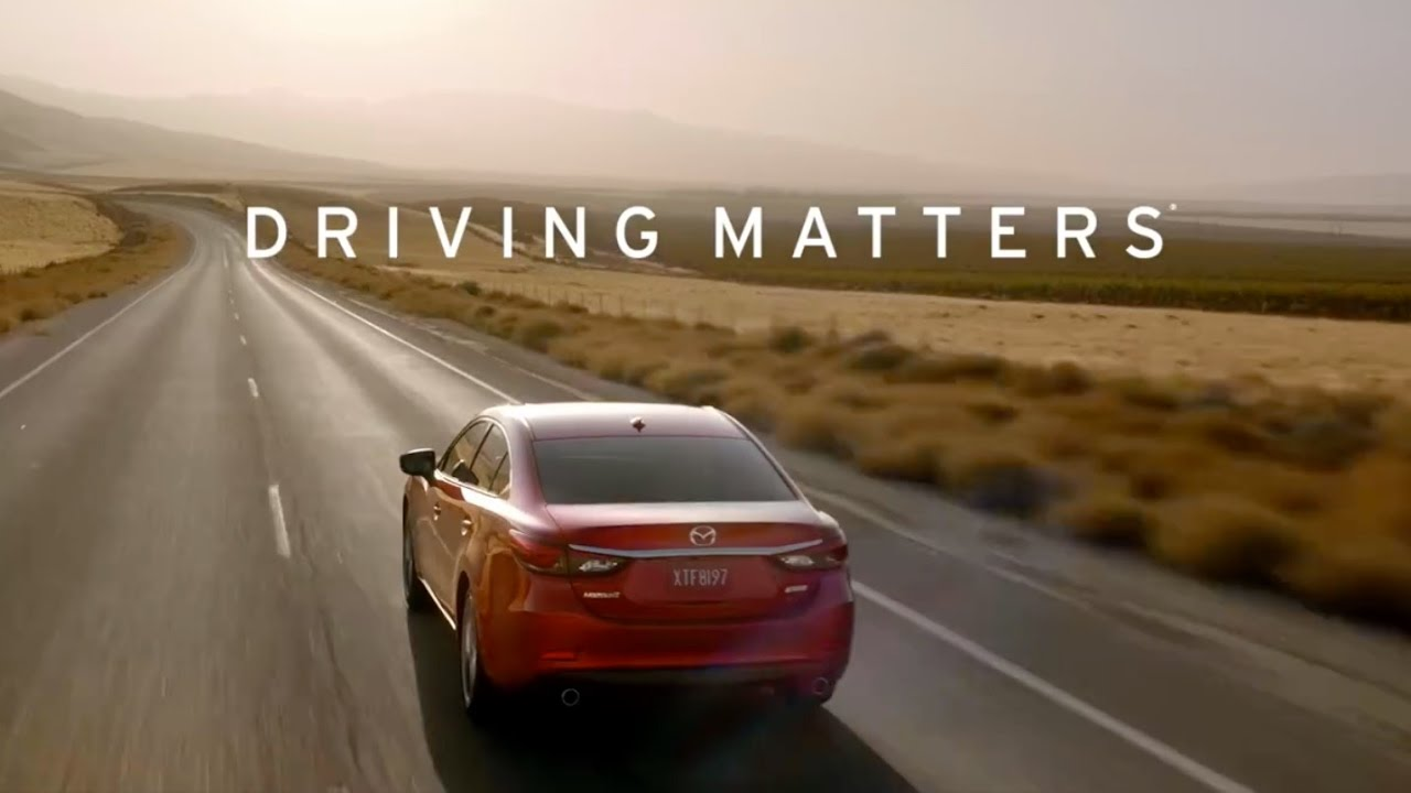 Feeling – Driving Matters®   2017 Mazda6   SKYACTIV ...