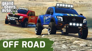 GTA 5 OFF ROAD !!