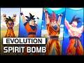 Evolution of Spirit Bomb (1993-2020) 元気玉 進化の軌跡